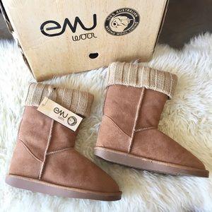 Emu Wool Australian Boots!